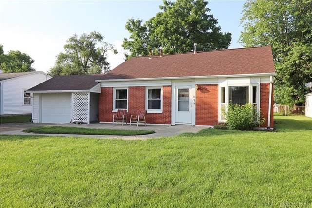 899 Dayton Avenue, Xenia, OH 45385 (#821754) :: Century 21 Thacker & Associates, Inc.