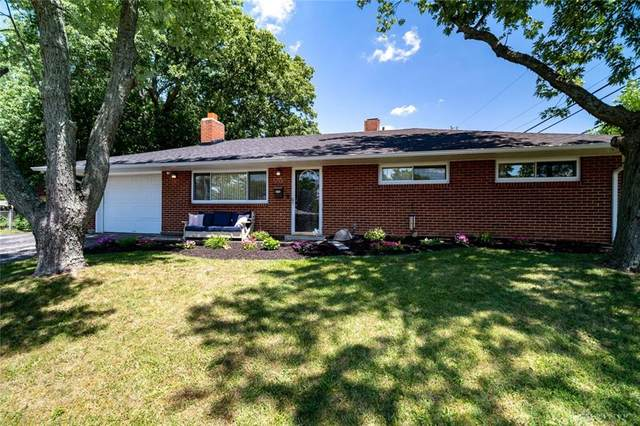 5606 Rice Place, Huber Heights, OH 45424 (#821774) :: Century 21 Thacker & Associates, Inc.