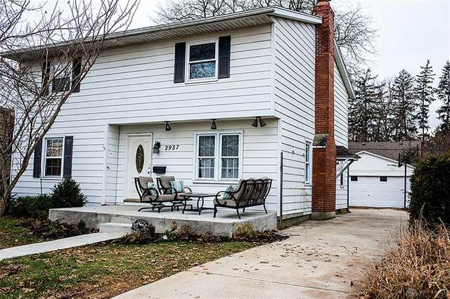 2937 Roanoke Avenue, Kettering, OH 45419 (MLS #821894) :: Denise Swick and Company