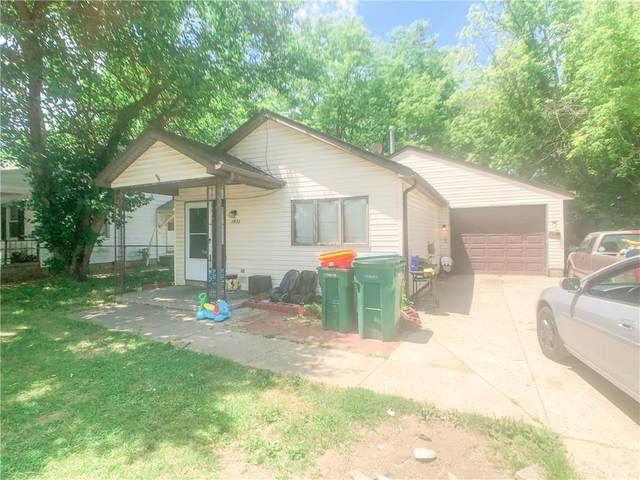 1833 Burrowes Boulevard, Fairborn, OH 45324 (MLS #821907) :: The Gene Group