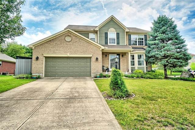 163 George Wythe Way, Beavercreek Township, OH 45434 (MLS #821913) :: The Westheimer Group