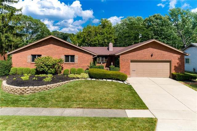 3312 Highgrove Place, Kettering, OH 45429 (MLS #821915) :: Denise Swick and Company