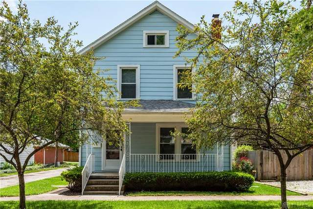 137 Pleasant Street, Xenia, OH 45385 (MLS #821994) :: The Westheimer Group