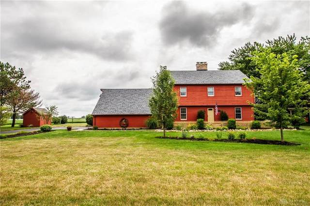 2873 Alternate State Route 49, Arcanum, OH 45304 (MLS #822021) :: The Westheimer Group
