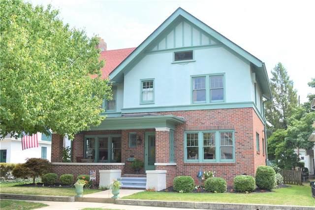 317 W North Street, Piqua, OH 45356 (#822024) :: Century 21 Thacker & Associates, Inc.