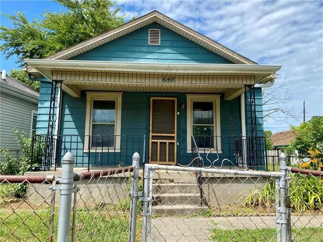 648 Auburn Street, Middletown, OH 45042 (#822054) :: Century 21 Thacker & Associates, Inc.