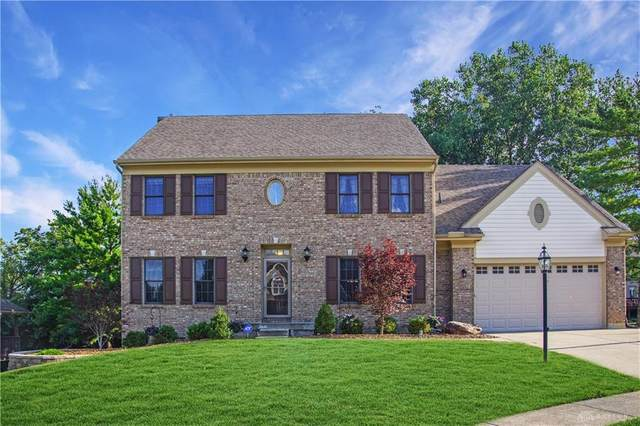 3859 Callaway Court, Bellbrook, OH 45305 (MLS #822059) :: Denise Swick and Company