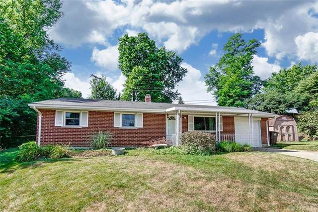 548 Red Bud Circle, West Carrollton, OH 45449 (MLS #822114) :: The Westheimer Group