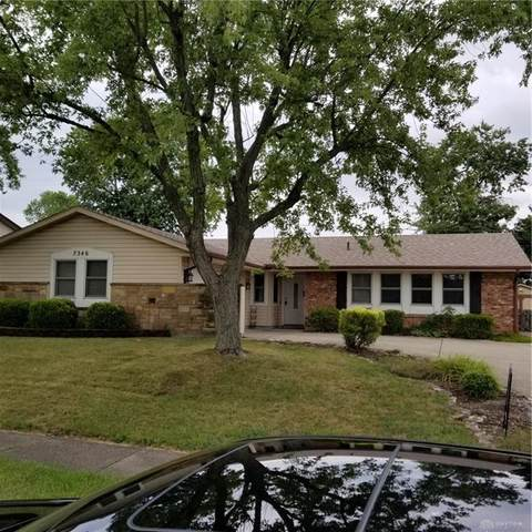 7346 Colegrove Drive, Huber Heights, OH 45424 (#822192) :: Century 21 Thacker & Associates, Inc.