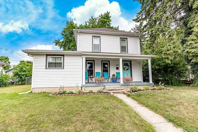 653 Vine Street, Brookville, OH 45309 (MLS #822203) :: The Westheimer Group