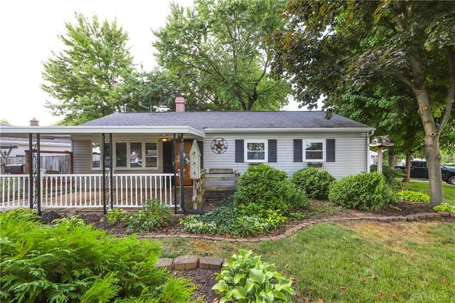 2657 Talisman Drive, Kettering, OH 45420 (MLS #822246) :: The Westheimer Group