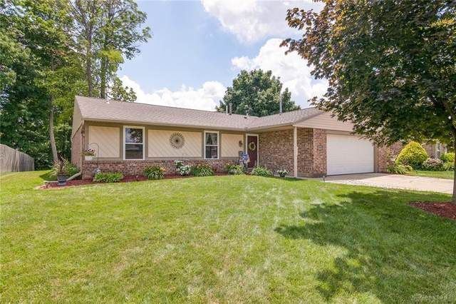 8990 Hickorygate Lane, Huber Heights, OH 45424 (#822250) :: Century 21 Thacker & Associates, Inc.