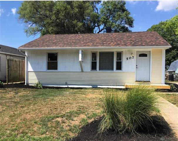 507 Archer Drive, Fairborn, OH 45324 (MLS #822272) :: The Westheimer Group