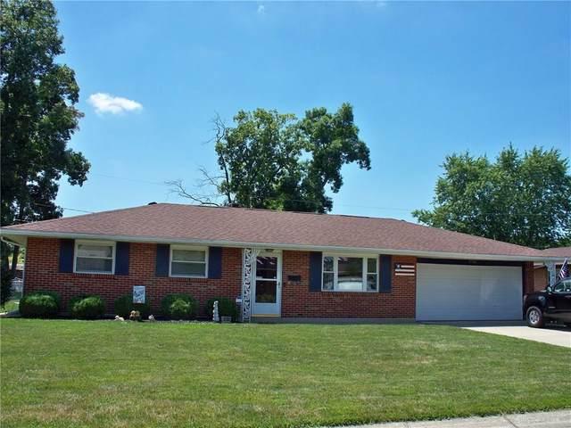 2742 Willowridge Drive, Dayton, OH 45414 (#822309) :: Century 21 Thacker & Associates, Inc.