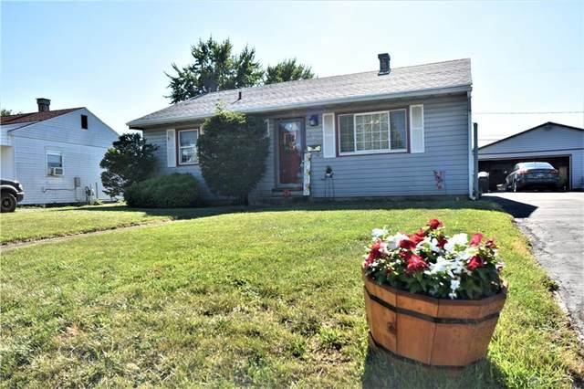 827 Allen Drive, Springfield, OH 45505 (MLS #822311) :: Denise Swick and Company