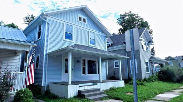 156 Pine Street, Greenville, OH 45331 (MLS #822340) :: Denise Swick and Company
