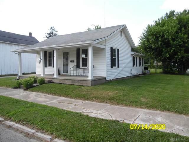 114 E Mechanic Street, Eaton, OH 45320 (MLS #822341) :: Denise Swick and Company