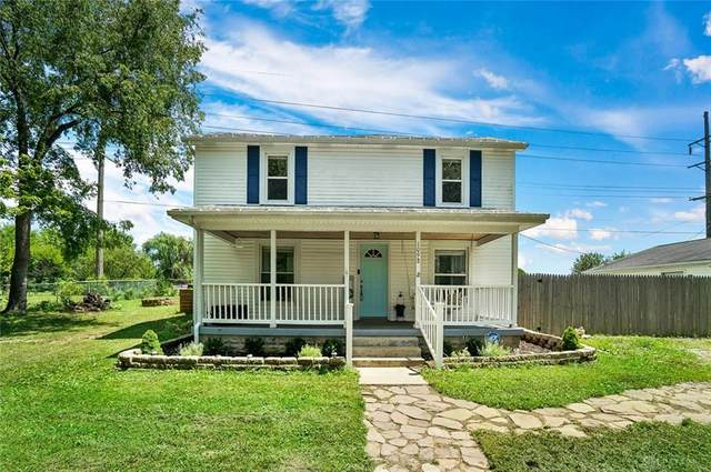 1098 E Church Street, Xenia Twp, OH 45385 (MLS #822345) :: The Westheimer Group