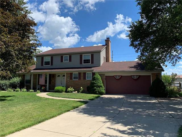 990 Todd Court, Tipp City, OH 45371 (MLS #822422) :: Denise Swick and Company