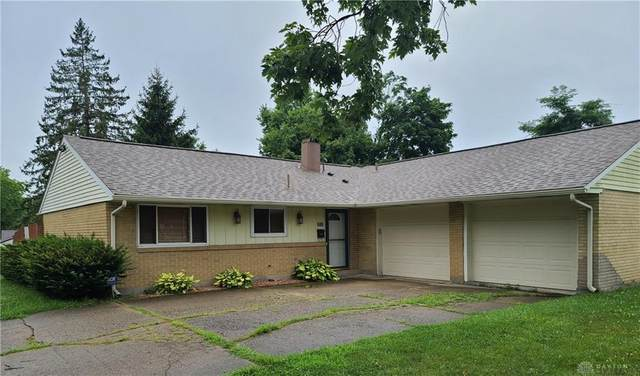 6465 Chippingdon Drive, Huber Heights, OH 45424 (MLS #822523) :: The Gene Group