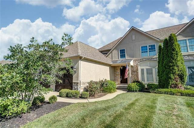 1416 Lemans Boulevard, Clearcreek Twp, OH 45458 (MLS #822548) :: Denise Swick and Company