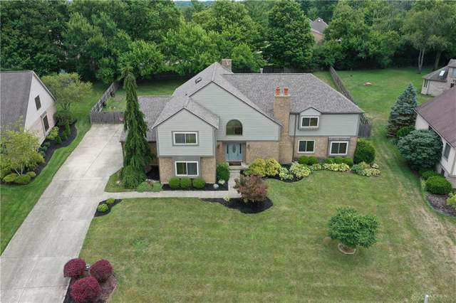 8748 Tanglewood Drive, Springboro, OH 45066 (MLS #822574) :: Denise Swick and Company