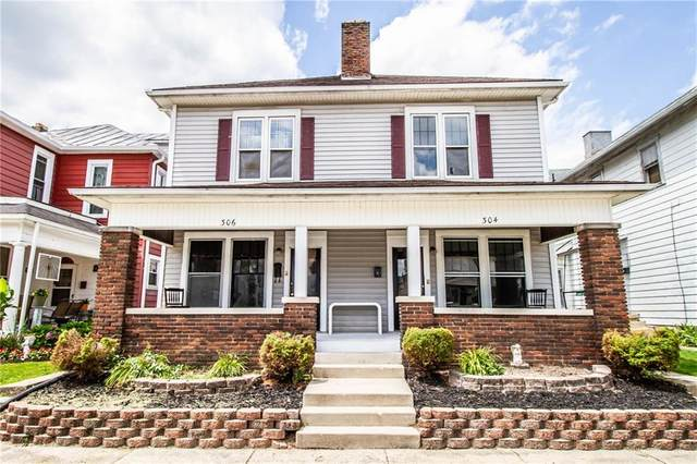 304 Harrison Avenue, Greenville, OH 45331 (MLS #822629) :: Denise Swick and Company