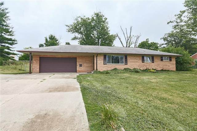 8350 Byers Road, Miamisburg, OH 45342 (MLS #822634) :: The Westheimer Group