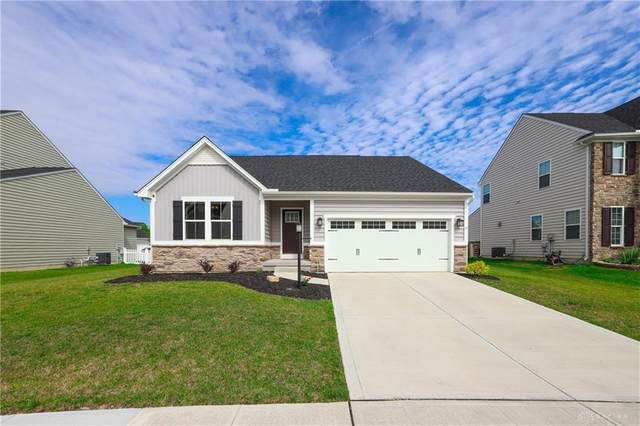 6270 Willow Oak Drive, Tipp City, OH 45371 (MLS #822654) :: The Gene Group