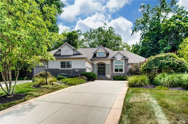 9824 Creek Bend Way, Washington TWP, OH 45458 (MLS #822686) :: The Westheimer Group