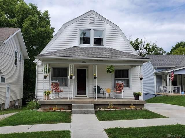 410 N West Street, Xenia, OH 45385 (MLS #822717) :: Denise Swick and Company