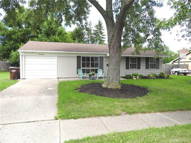 511 Unger Avenue, Englewood, OH 45322 (MLS #822738) :: The Gene Group
