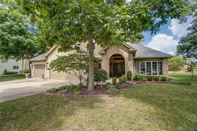 1003 Copperfield Lane, Tipp City, OH 45371 (MLS #822752) :: Denise Swick and Company