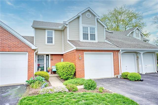 1145 Smugglers Way, Centerville, OH 45459 (MLS #822760) :: The Gene Group