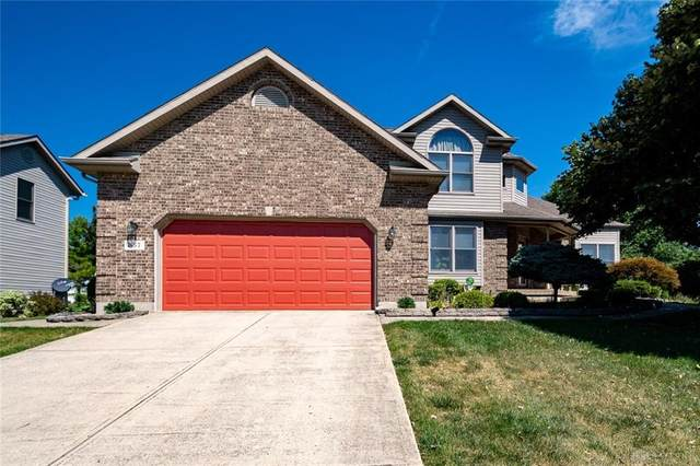 637 Copperfield Lane, Tipp City, OH 45371 (MLS #822806) :: The Gene Group