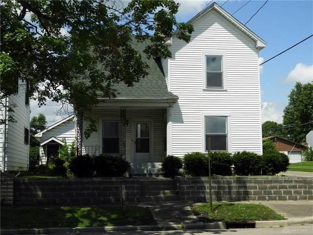 336 E 2nd Street, Xenia, OH 45385 (MLS #822902) :: Denise Swick and Company