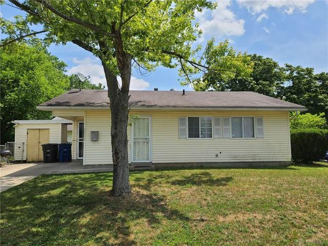 2030 Fairport Avenue, Dayton, OH 45406 (MLS #822912) :: The Gene Group