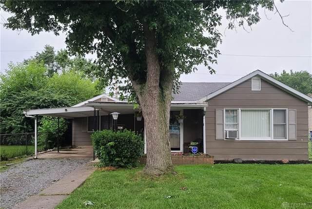 526 Wilson Avenue, Piqua, OH 45356 (MLS #822938) :: The Gene Group