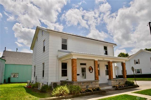 124 W George Street, Arcanum, OH 45304 (MLS #822967) :: The Westheimer Group