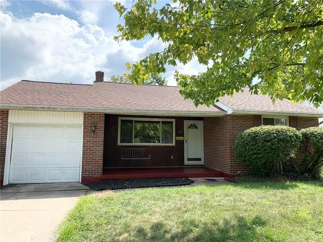 282 Park End Drive, Dayton, OH 45415 (#822991) :: Century 21 Thacker & Associates, Inc.