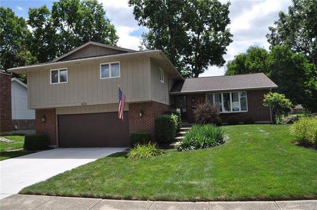 626 Donview Circle, Tipp City, OH 45371 (MLS #823008) :: The Gene Group
