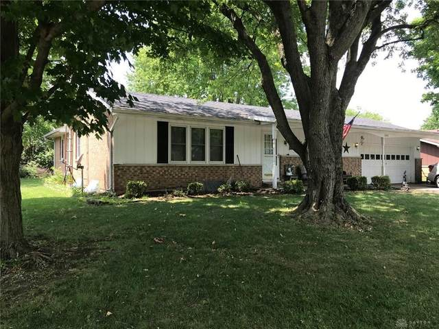 1096 Howard Drive, Greenville, OH 45331 (MLS #823042) :: Denise Swick and Company