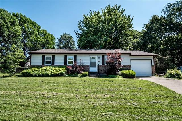 932 Brookside Avenue, Lebanon, OH 45036 (MLS #823117) :: Denise Swick and Company