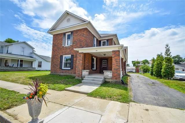 9 E Monument Street, Pleasant Hill, OH 45359 (#823203) :: Century 21 Thacker & Associates, Inc.