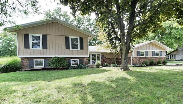 7552 Pelbrook Farm Drive, Centerville, OH 45459 (MLS #823221) :: The Gene Group