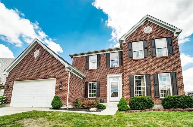 56 Crockett Drive, Springboro, OH 45066 (MLS #823282) :: The Gene Group
