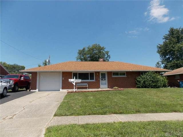 4361 Longfellow Avenue, Huber Heights, OH 45424 (MLS #823290) :: The Gene Group