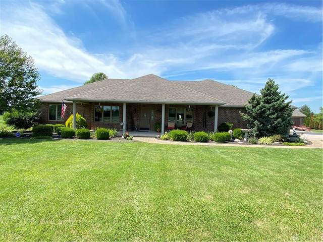 8957 Diamond Mill Road, Brookville, OH 45309 (MLS #823319) :: Denise Swick and Company