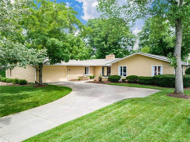 6816 Cranford Drive, Washington TWP, OH 45459 (MLS #823350) :: The Gene Group