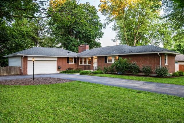 196 W Rahn Road, Washington TWP, OH 45429 (MLS #823352) :: The Gene Group